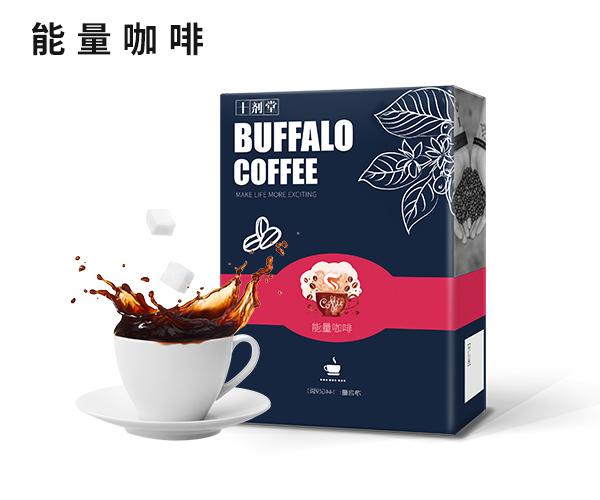 十剂堂美洲野牛能量咖啡Buff